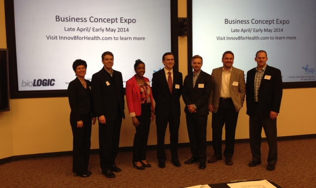 2014 Idea Expo Winners new